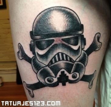 Gory Pirate Tattoo Designs