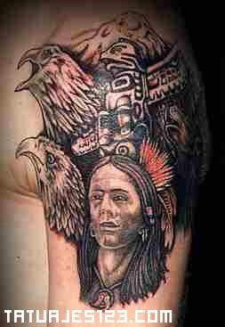 Pueblos originarios de norteamérica