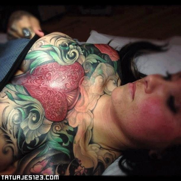 Las operaciones quirúrgicas del pecho