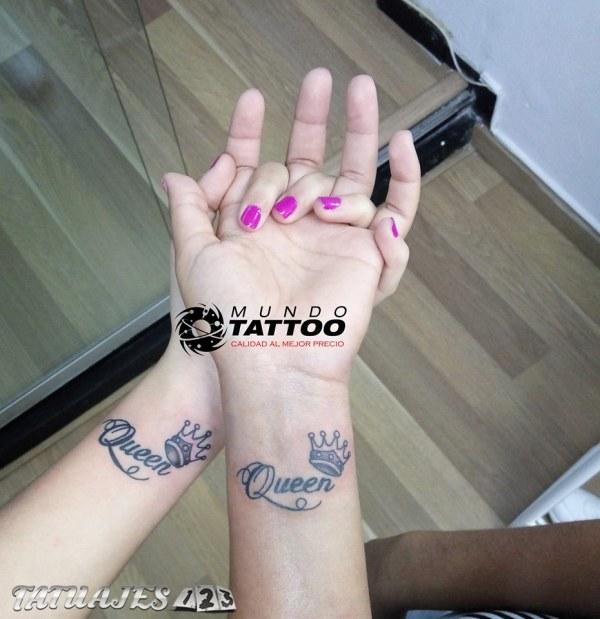 Tatuaje compartido