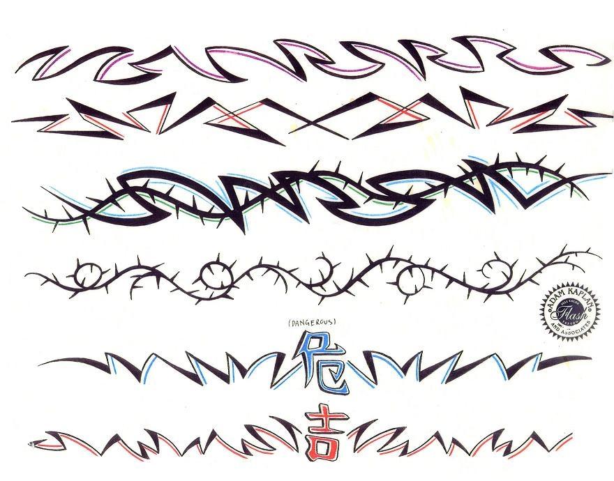 Brazaletes Para Todos Los Gustos  Tatuajes 123
