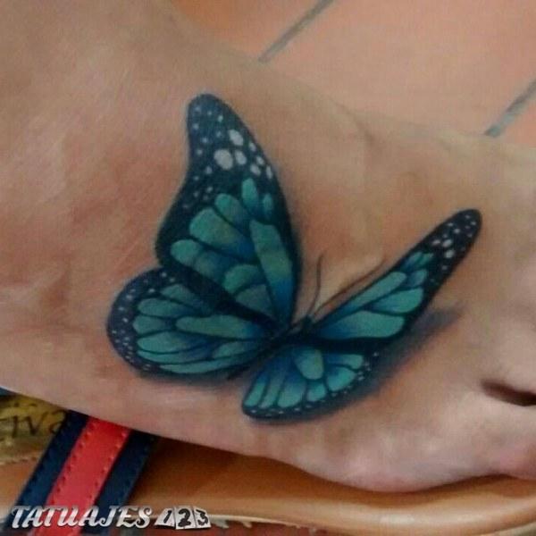 Cover mariposa
