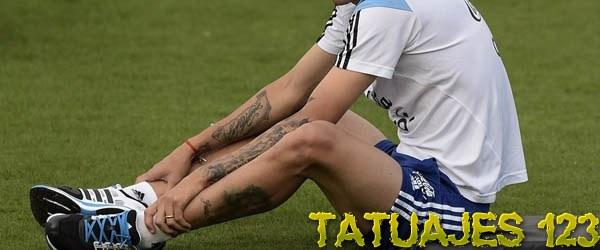 di maria tatuajes
