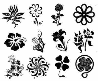 Disenos Con Flores Tatuajes 123