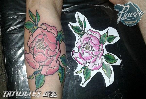 Diseño flor