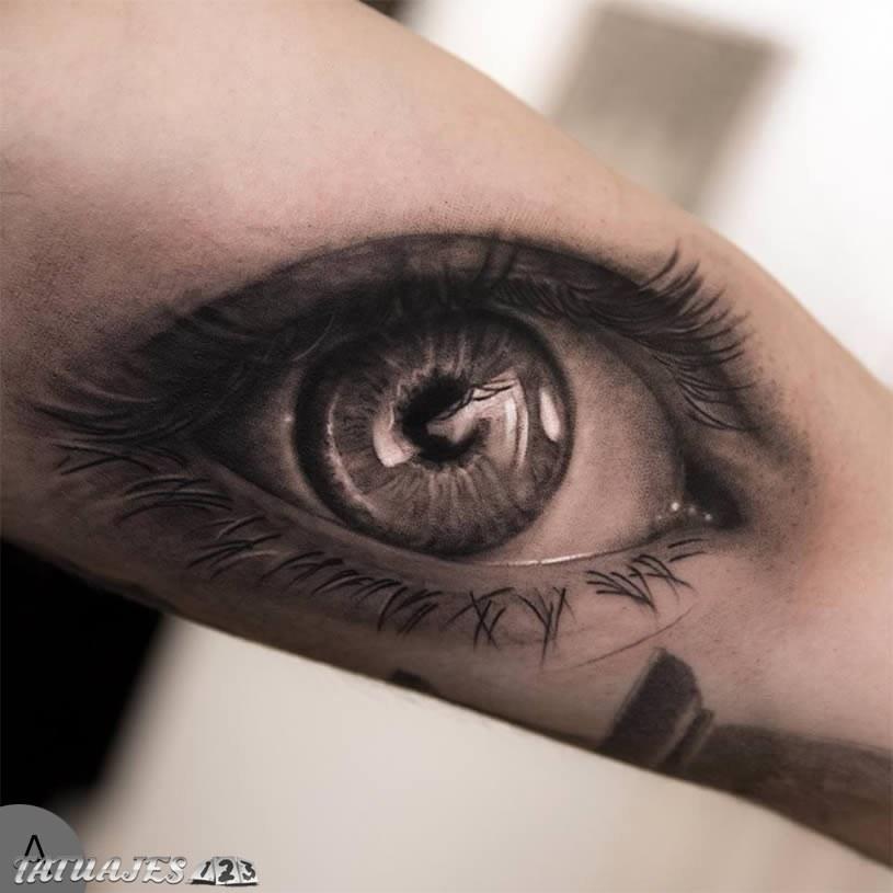 Significado De Tatuajes De Ojos Tatuajes 123