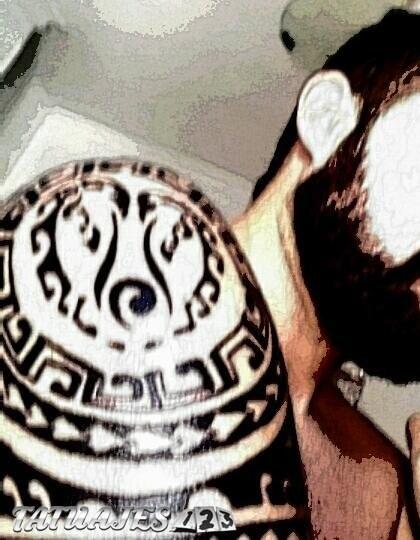 Signos Maories Qu Significa El Tatuaje Con La Tortuga With Signos