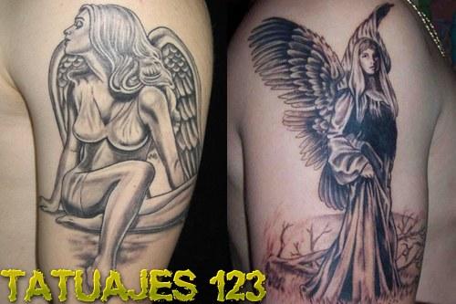 Mujeres con alas