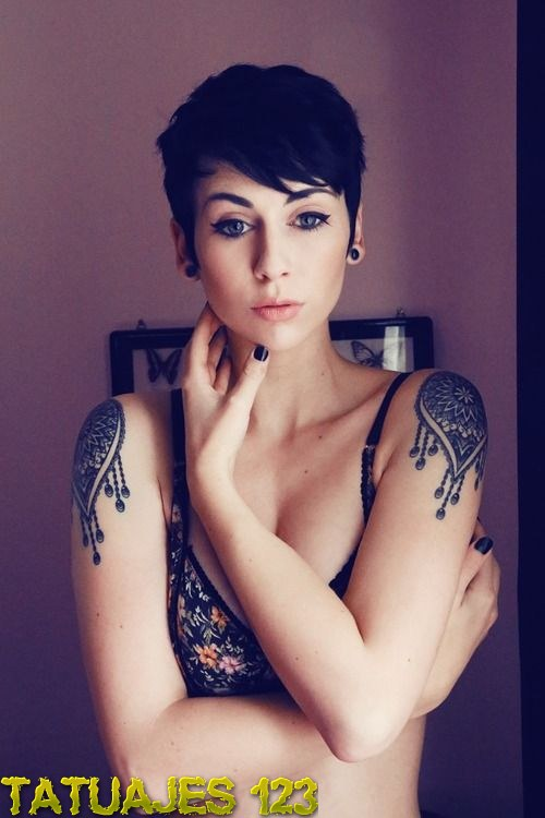 Consider, that sexy short haired women 391
