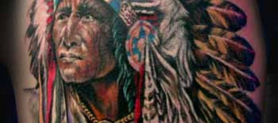 Tatuajes indios y su gran significado