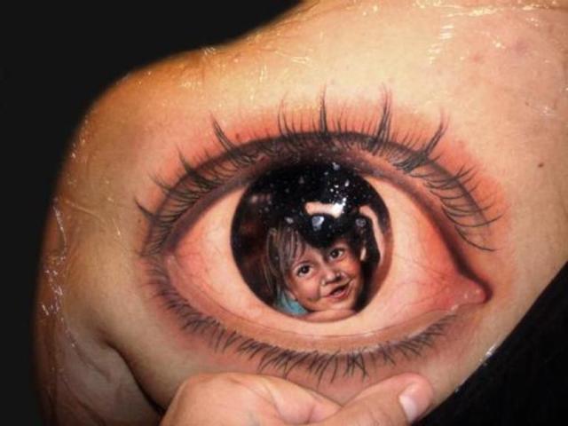 El reflejo de la mirada