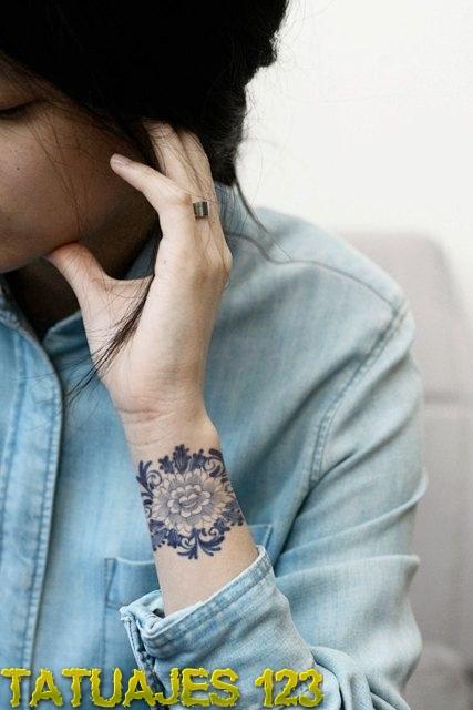 Tatuaje pulsera Tatuajes 123