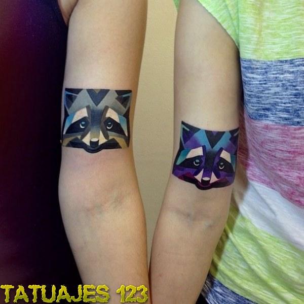 Tatuajes Geometricos De Animales Tatuajes 123