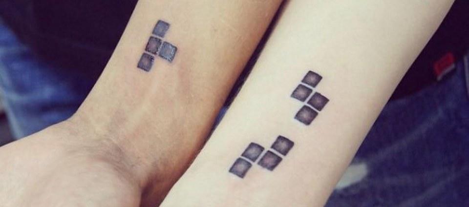 Tatuajes que se complementan