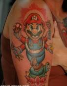 Marío de Nintendo