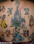 Personajes Walt Disney