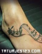 La música en nuestros pies