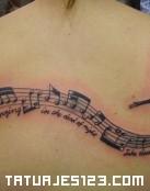 El mirlo y la música