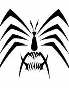Peinado de araña