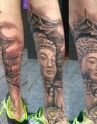 Composicion Buda