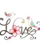 Diseño de tatuaje Love