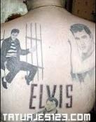 El rey del rock: Elvis Presley