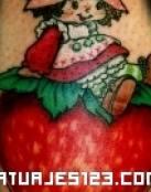 Fresa simpática