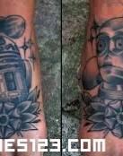 Robots C3PO R2D2