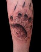 La huella del oso