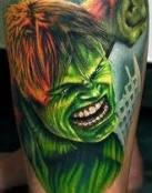 Cara Hulk