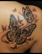 Mariposas calavera