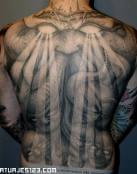 Monstruo en la espalda