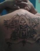 Tatuaje del Tiempo