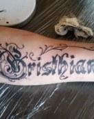 Nombre Cristhian