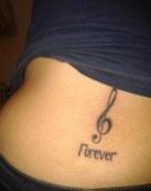 Nota musical Forever