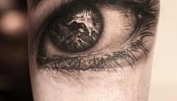 Significado de tatuajes de ojos