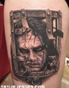 Tatuaje prisionero