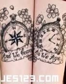 Tiempo de reloj