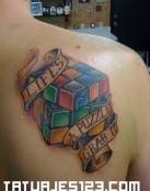 Rubik dividido