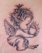 El ángel bebé