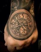 Reloj en la mano
