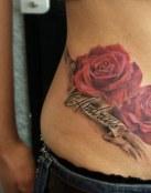Dos rosas y un nombre