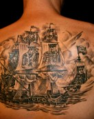 Los tatuajes de piratas y su significado