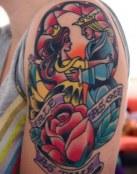 Tatuaje de cuento
