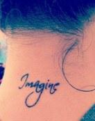 Tatuaje Imagine