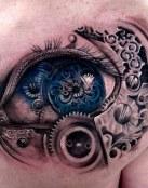 El ojo mecánico