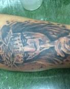 Tatuaje rockero