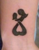 Tatuajes infinito, ejemplos y significados