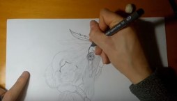 Proceso fast drawing