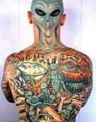 Pasión por los Aliens
